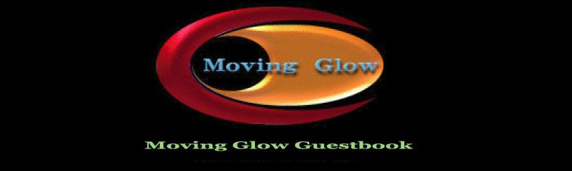 Moving Glow GUESTBOOK